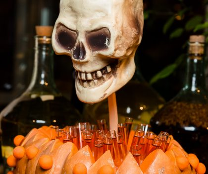 Halloween в ESHAK