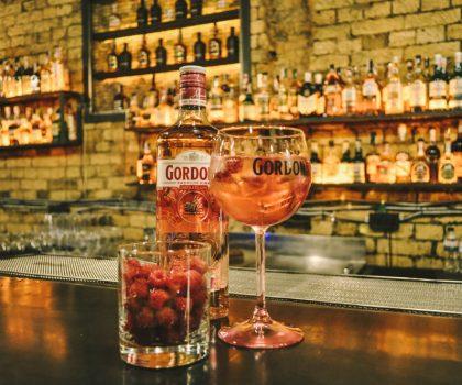 Коктейль Farewell to summer на Gordon's Premium Pink