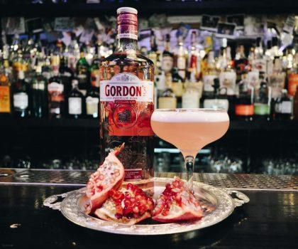 Коктейль Pinky Sour на Gordon's PremiumPink