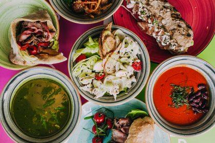 Дегустация Riesling в GRANO и выгодные сеты в GRANO CAFÉ