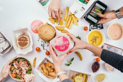 Сервис The Burger Доставки предлагает широкий ассортимент вкуснейших бургеров