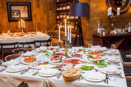Новый год в ресторанах Киева: где встречать 2019 год?