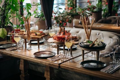 Spezzo приглашает на изысканный Italian Chef Evening с Джанни Тота!