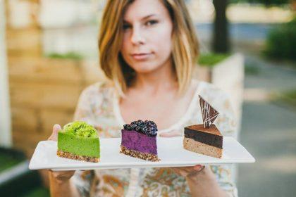 Корисні десерти від учасниці шоу «Король десертів»