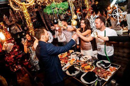 Новий рік в «ТургенеФ» — NEW YEAR DISCO PARTY