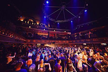 Новорічна ніч у запальній компанії Амадора Лопеса та гурту RUMBERO'S у Caribbean Club!