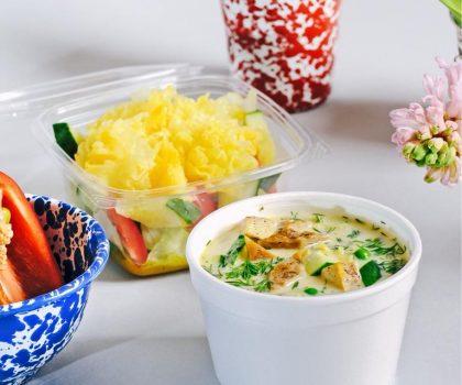Вегетарианские рестораны Киева: философия здорового вкуса. Часть 1
