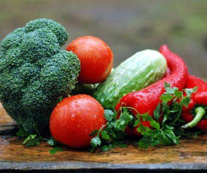 Овощи по-восточному