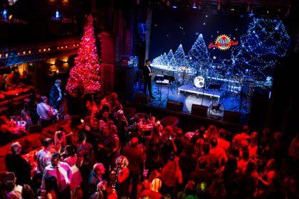 Новогодняя ночь с Амадором Лопесом и группой RUMBERO'S в Caribbean Club!