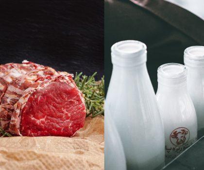 Мясо — дешевле, молоко — дороже: как отличаются цены в Украине и ЕС