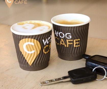 Украинские кафе WOG теперь с сертификатом качества