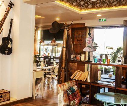 Для тех, кто скучает за Рейчел и Моникой: кафе из сериала «Друзья» появится в Дубае
