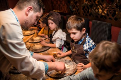 В неділю, 13 січня Suluguni влаштовують дитяче свято для маленьких гостей!