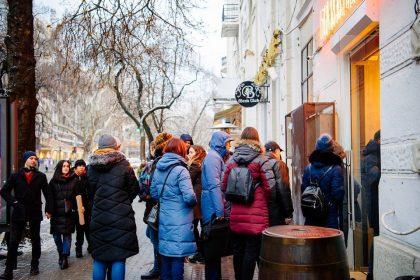Новое заведение: плюс один «Білий Налив» открыли в Одессе
