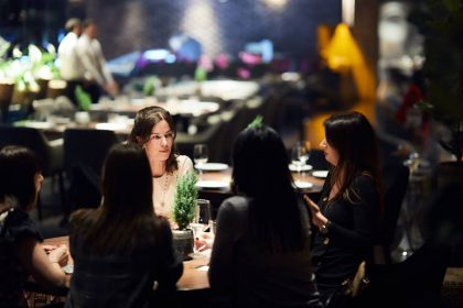 Новое заведение: Bulldozer Group открывает новый ресторан NOT ONLY FISH в Киеве