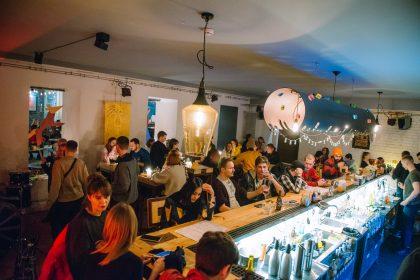 Самые музыкально-танцевальные выходные всегда в It's NOT the LOUVR gallery bar