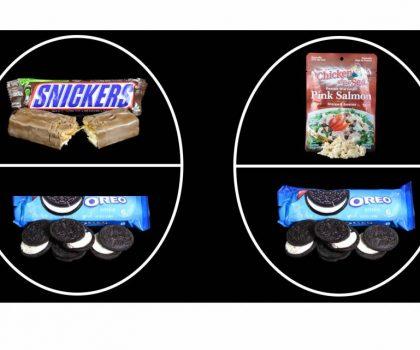 Неожиданно: что заставляет нас выбирать здоровую еду  в меню