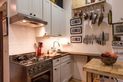 Кухня — пространство для приготовления лучших блюд