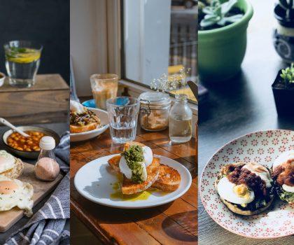 Где готовят разнообразные блюда из яиц в Киеве: 6 заведений от PostEat