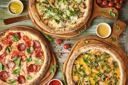 Горячая новость: сицилийская пицца в Руккола!