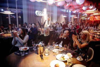 17 січня Олег Скрипка презентував власну лімітовану лінійку вина