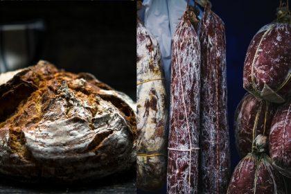 Мало сала, много мяса и хлеба: госстат рассказал, что едят украинцы
