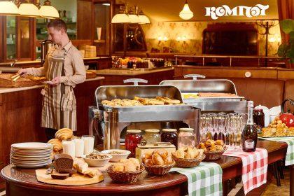 3 марта кафе Компот приглашает на Большой Одесский Бранч