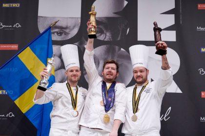 Bocuse d'Or 2019: объявлены победители самого престижного гастрономического соревнования в мире!