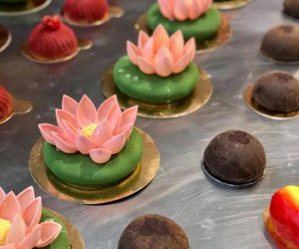 Авторський майстер-клас Артема Кінаша від Всеукраїнської асоціації кондитерів «Мусові торти та десерти» 2-3 березня