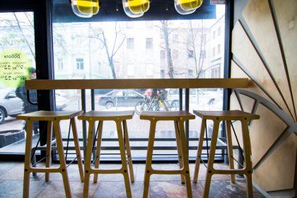Новое заведение: «Желтое море delivery» в центре Киева