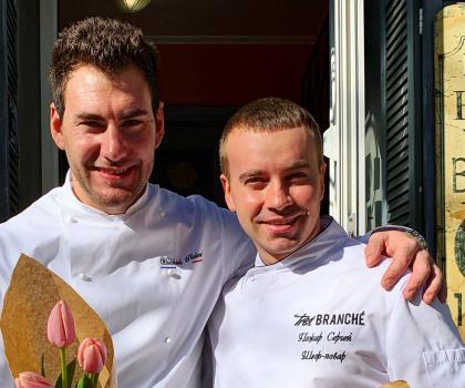 Très Français: святковий кулінарний майстер-клас з шеф-кухарями Très Français