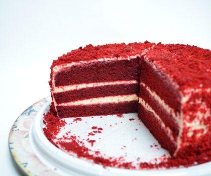 Торт «Красный бархат» ко Дню Влюбленных: где искать в заведениях Киева?