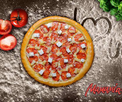 Новое заведение: пиццерия Mamamia