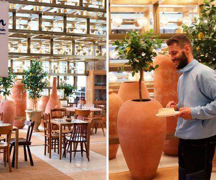 Симон Порт Жакмюс открывает кафе в Париже