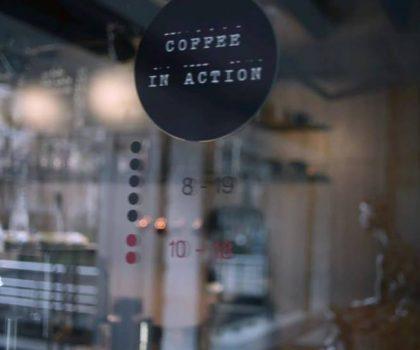 Кофейня Coffee in Action переезжает из Hairhouse на Владимирскую