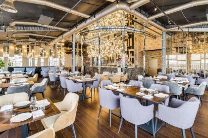 Новое заведение: в отеле Riviera House открылся видовой паназиатский ресторан КАМА Unique Asia