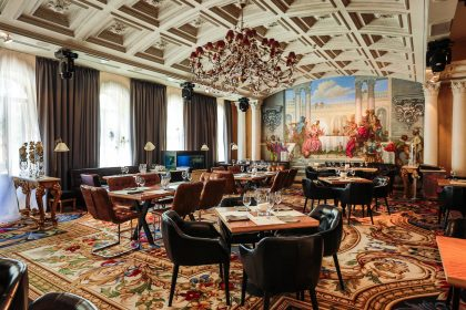 Рестораны Киева с классическим интерьером: 6 столичных заведений для особенного повода
