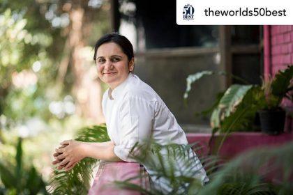 Гарима Арора — лучшая женщина-шеф из Азии в 2019 году