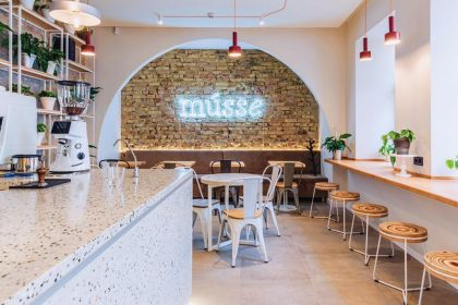 Новое заведение: кондитерская Musse Confectionery