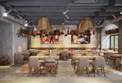 Новое заведение: украинская кухня в Salo Bar