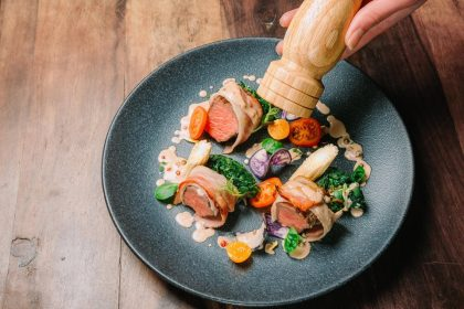 Гала-ужин Goût de France 2019 с шеф-поваром Très Français