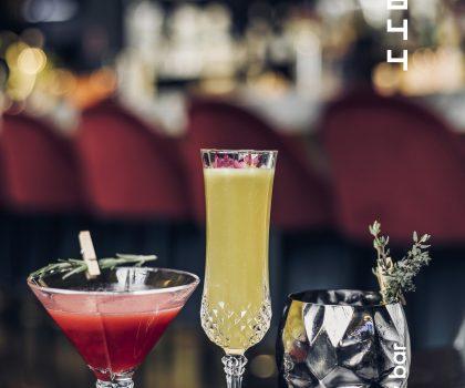 Сет коктейлей в 4844 Outlaw Bar