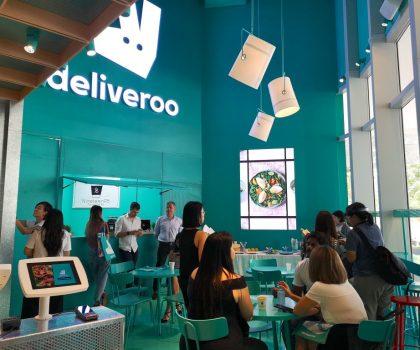 Deliveroo запускает автоматизированное гастрономическое пространство в Сингапуре