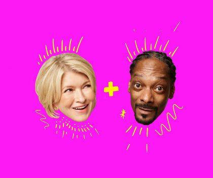 Тандем Марты Стюарт и Snoop dogg возвращается на экраны в новом шоу