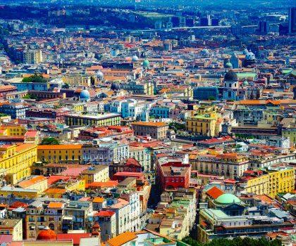 Новое заведение: итальянский ресторан Via Napoli