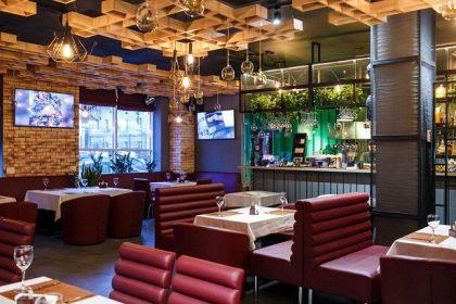 Новое заведение: Tartar Robata Grill Bar