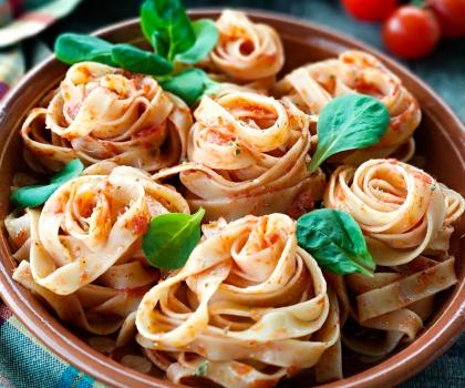 Тальятелле с рагу по-болонски: рецепт от Марко Черветти