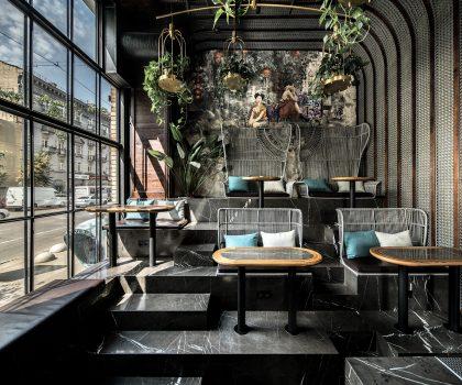 Yod design отримали премію IIDA за дизайн київського ресторану