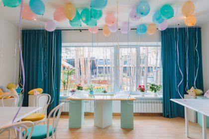 Заведения Киева, где можно отпраздновать детский день рождения