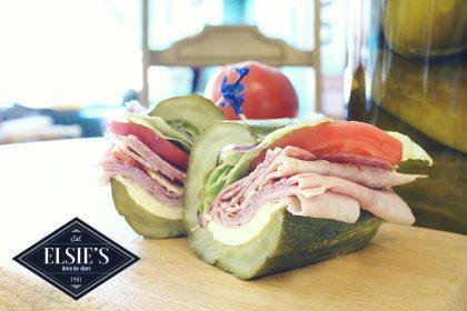 Бутерброд навпаки: американський ресторан робить сендвічі не так, як всі